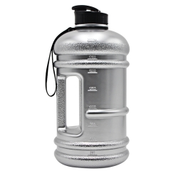 2.2L Metallic Fitness Water Jug Factory in China