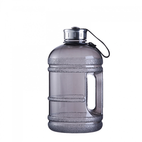 1.89L Gym Fitness Water Bottle Jug with Rope for Drinking