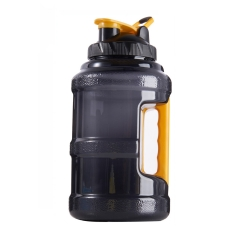 2.5L Gym Fitness Water Bottle Jug with Handle for Drinking