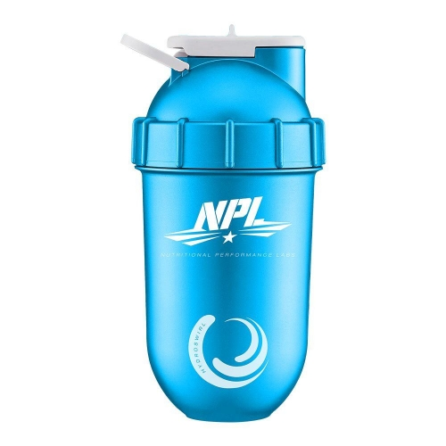 500ml Protein Shaker Bottle Blends Fruit With No Mixer Ball